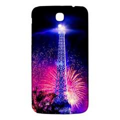 Paris France Eiffel Tower Landmark Samsung Galaxy Mega I9200 Hardshell Back Case