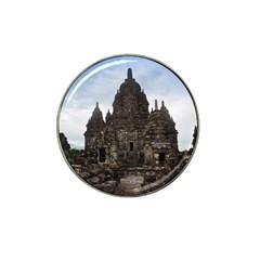 Prambanan Temple Indonesia Jogjakarta Hat Clip Ball Marker (10 Pack)