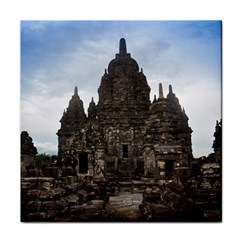 Prambanan Temple Indonesia Jogjakarta Face Towel