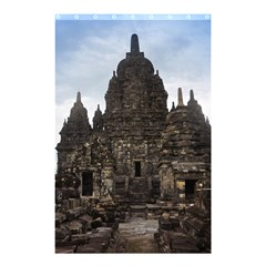 Prambanan Temple Indonesia Jogjakarta Shower Curtain 48  X 72  (small)