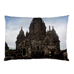 Prambanan Temple Indonesia Jogjakarta Pillow Case (two Sides)