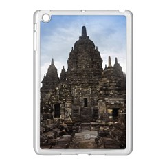 Prambanan Temple Indonesia Jogjakarta Apple Ipad Mini Case (white) by Nexatart