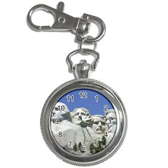 Mount Rushmore Monument Landmark Key Chain Watches