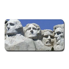 Mount Rushmore Monument Landmark Medium Bar Mats