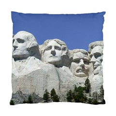 Mount Rushmore Monument Landmark Standard Cushion Case (two Sides)