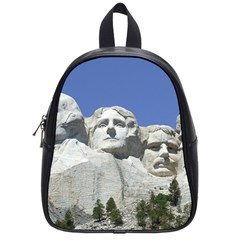 Mount Rushmore Monument Landmark School Bag (small)