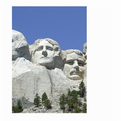 Mount Rushmore Monument Landmark Large Garden Flag (two Sides)