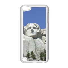Mount Rushmore Monument Landmark Apple Ipod Touch 5 Case (white)