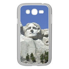 Mount Rushmore Monument Landmark Samsung Galaxy Grand Duos I9082 Case (white) by Nexatart