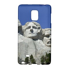 Mount Rushmore Monument Landmark Galaxy Note Edge