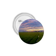 Landscape Sunset Sky Sun Alpha 1 75  Buttons by Nexatart