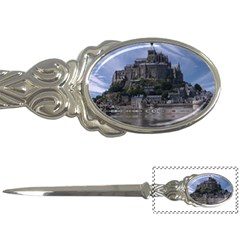Mont Saint Michel France Normandy Letter Openers
