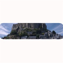 Mont Saint Michel France Normandy Large Bar Mats by Nexatart