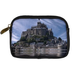 Mont Saint Michel France Normandy Digital Camera Cases
