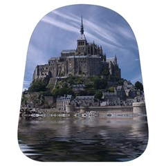 Mont Saint Michel France Normandy School Bag (small)