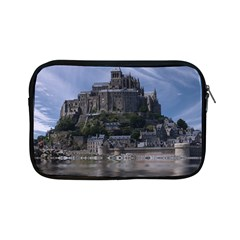 Mont Saint Michel France Normandy Apple Ipad Mini Zipper Cases by Nexatart