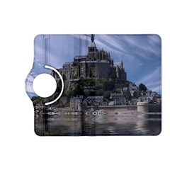 Mont Saint Michel France Normandy Kindle Fire Hd (2013) Flip 360 Case by Nexatart