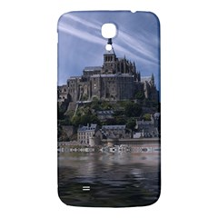 Mont Saint Michel France Normandy Samsung Galaxy Mega I9200 Hardshell Back Case by Nexatart