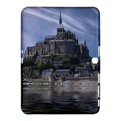 Mont Saint Michel France Normandy Samsung Galaxy Tab 4 (10 1 ) Hardshell Case