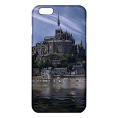Mont Saint Michel France Normandy Iphone 6 Plus/6s Plus Tpu Case