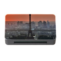Paris France French Eiffel Tower Memory Card Reader With Cf