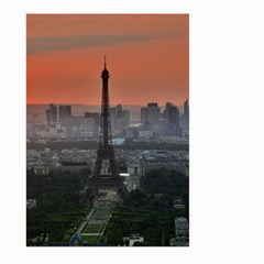 Paris France French Eiffel Tower Large Garden Flag (two Sides) by Nexatart