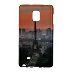 Paris France French Eiffel Tower Galaxy Note Edge by Nexatart