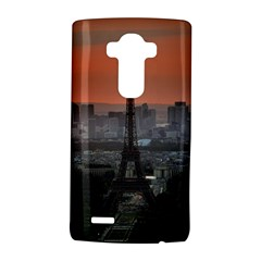 Paris France French Eiffel Tower Lg G4 Hardshell Case
