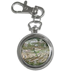 Rice Fields Terraced Terrace Key Chain Watches
