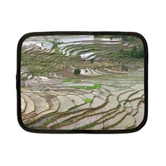 Rice Fields Terraced Terrace Netbook Case (small)