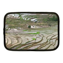 Rice Fields Terraced Terrace Netbook Case (medium)