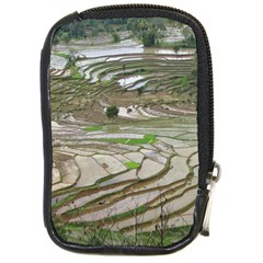 Rice Fields Terraced Terrace Compact Camera Cases by Nexatart