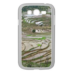 Rice Fields Terraced Terrace Samsung Galaxy Grand Duos I9082 Case (white)