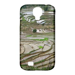 Rice Fields Terraced Terrace Samsung Galaxy S4 Classic Hardshell Case (pc+silicone)