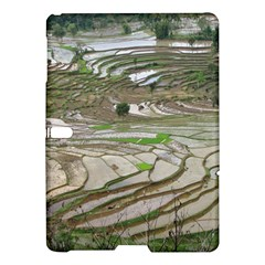 Rice Fields Terraced Terrace Samsung Galaxy Tab S (10 5 ) Hardshell Case