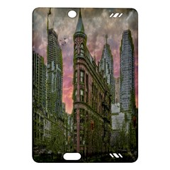 Flat Iron Building Toronto Ontario Amazon Kindle Fire Hd (2013) Hardshell Case