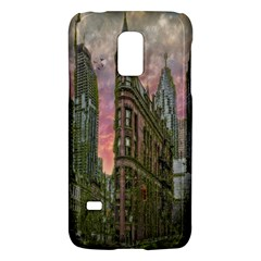 Flat Iron Building Toronto Ontario Galaxy S5 Mini by Nexatart