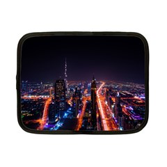 Dubai Cityscape Emirates Travel Netbook Case (small)