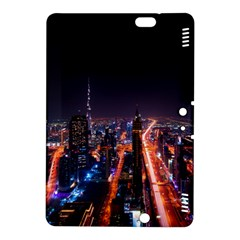 Dubai Cityscape Emirates Travel Kindle Fire Hdx 8 9  Hardshell Case by Nexatart