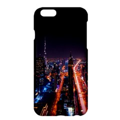 Dubai Cityscape Emirates Travel Apple Iphone 6 Plus/6s Plus Hardshell Case by Nexatart