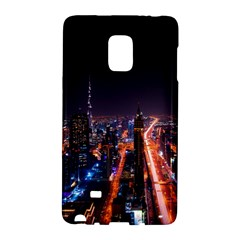Dubai Cityscape Emirates Travel Galaxy Note Edge