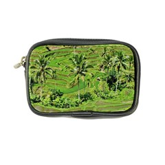 Greenery Paddy Fields Rice Crops Coin Purse
