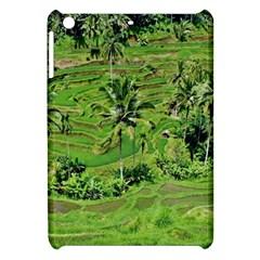 Greenery Paddy Fields Rice Crops Apple iPad Mini Hardshell Case