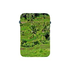 Greenery Paddy Fields Rice Crops Apple Ipad Mini Protective Soft Cases by Nexatart