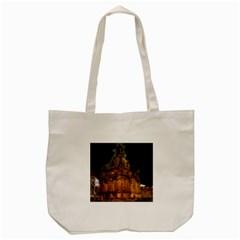 Dresden Frauenkirche Church Saxony Tote Bag (cream) by Nexatart