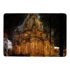 Dresden Frauenkirche Church Saxony Samsung Galaxy Tab Pro 10 1  Flip Case by Nexatart