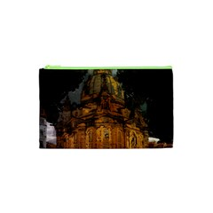 Dresden Frauenkirche Church Saxony Cosmetic Bag (xs)