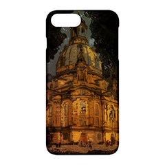 Dresden Frauenkirche Church Saxony Apple Iphone 7 Plus Hardshell Case
