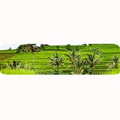 Bali Rice Terraces Landscape Rice Large Bar Mats