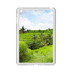Bali Rice Terraces Landscape Rice Ipad Mini 2 Enamel Coated Cases